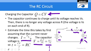 good looking charging and discharging capacitors capacitor circuit ysis full size