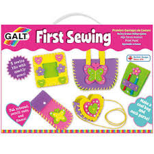Image is loading Sewing-Toy-for-Young-Kids-Galt-Toys-Craft- Sewing Toy for Young Kids Galt Toys Craft 5 Year Old Girl Gifts