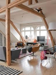 Romantik Pur Ein Behagliches Wohnzimmer Auf Dem Dach Einrichten