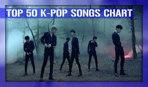 Top 50 K Pop Songs Chart August 2016 Week 3 Kpop