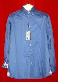Nwt Mens Coogi Luxe Button Dress Shirt Rich Burgundy