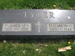 Elizabeth Cecelia Fawcett Tyler (1908-1944) - Find A Grave Memorial