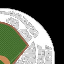 Faithful Row Seat Number Miller Park Seating Chart 5 Point