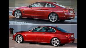 Coupe Series 2014 bmw 428i coupe price : 2014 BMW 4 Coupe Versus the Old 3 Coupe - YouTube
