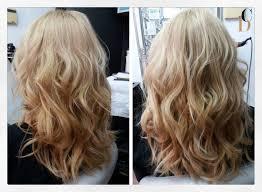 My Client Loves Golden Blonde Tones
