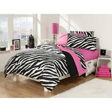 girls bedroom minimalist girl pink zebra decoration using