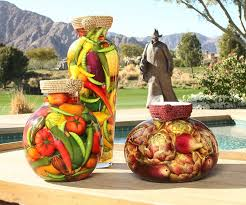 Decorative Vegetable Jars 60 best DECORATIVE INFUSED BOTTLES AND JARS images on Pinterest 25