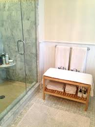 Tub Bathroom Benches And Stools Wooden Bench Uk Vanity Height. Room Bathroom  Bench Seat Ikea White With Storage Wood.