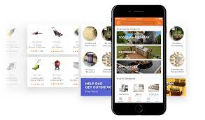 images home depot. In Addition, Home Depot Also Wanted To Increase Engagement With Specials And Promotions As Well Time App By Designing A Discovery-based Images