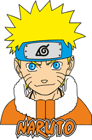 naruto Logo Vector (.CDR) Free Download