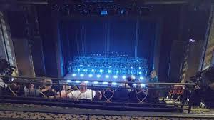Lunt Fontanne Theatre Seating Chart Lunt Fontanne Theatre Nivel 3 Rear Mezzanine