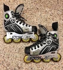 Reebok Pump Inline Skates Roller Blades 6k 70 00 Picclick