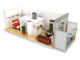 Micro Apartment Design Cool Design Ideas