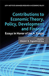contributions to economic theory policy development and finance contributions to economic theory policy development and finance essays in honor of jan