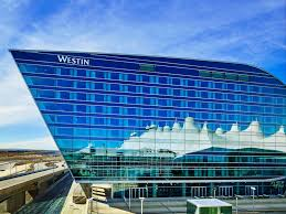one of the most aned new hotels in denver the westin denver international airport
