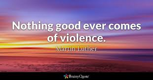 Violence Quotes Simple Violence Quotes BrainyQuote