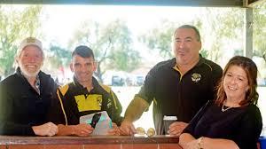 Cobram Roar FC volunteers keep club running