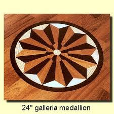 wood floor inlays. Wood Flooring Medallions Are Effectively Used As Focal Points In Hardwood, Tile, Marble Or Other Types Of Floors. Available Many Different Shapes Floor Inlays N