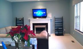 mounting led tv on brick fireplace installing wall mount over how to hang tv above