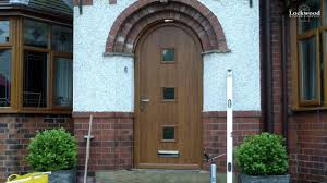 Lockwood Windows: First Round Topped Composite Doors Installation ...