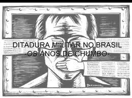 Resultado de imagem para os males da ditadura militar no brasil