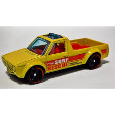 Hot Wheels - Datsun 620 Surf Rescue Pickup Truck - Global Diecast Direct
