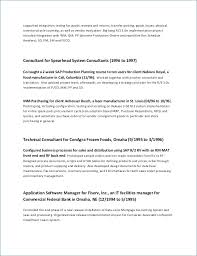 New Resume Format Simple 48 New Us Resume Format Resume Template