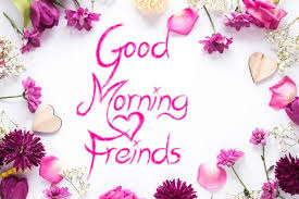 friend good morning images