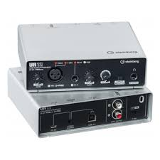 <b>Аудиоинтерфейс Steinberg UR12</b> USB — купить в интернет ...