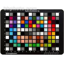 X Rite Digital Colorchecker Sg Card