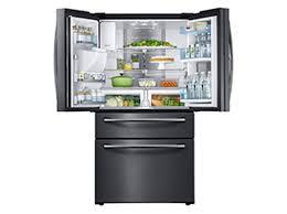 samsung black stainless fridge. 28 Cu. Ft. Large Capacity Samsung Black Stainless Fridge