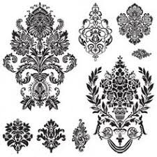 Damask Pattern Free 151 Best Free Floral Victorian And Damask Vectors Images Flowers
