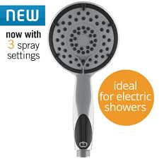 our showerheads jetstorm plus