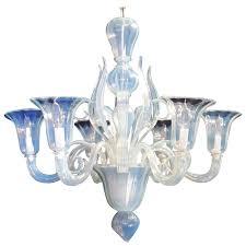 modern murano glass chandelier vintage modern transitional opalescent venetian murano