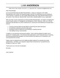 Sample Of Professional Resume Free Cover Letter Examples For Every