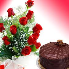 Warm Wishes With Eggless Cake