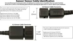 bosch lsu 4 2 and lsu 4 9 multi sensor support