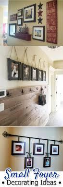 small foyer decor ideas for tiny foyers