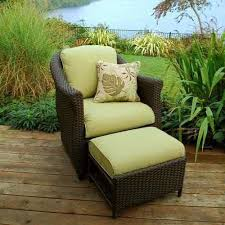 10 patio furniture with ottoman