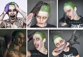 joker makeup squad batman by me facebook com