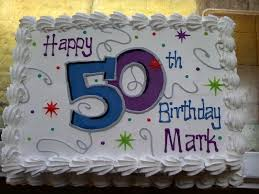 11 Ladies 50th Birthday Sheet Cakes Photo 50th Birthdays Sheets