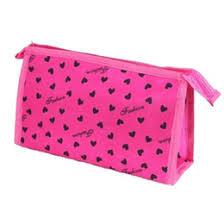 whole excellent quality xiniu cosmetic bag fashion women leopard makeup bag handbag travel multi