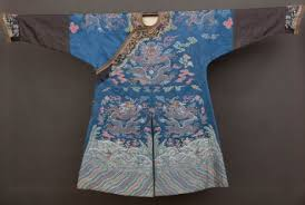 The collection of <b>Chinese</b> clothing from the <b>Qing Dynasty</b> - National ...