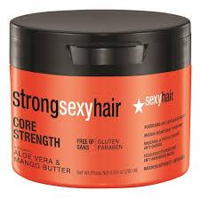 <b>Маска</b> восстанавливающая для прочности волос Strong Core ...