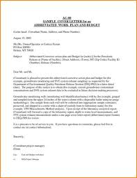 Business Plan Cover Letter Example Proposal Sample Resume Bank For