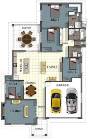 Free Home Design Also With A Floor Plans For My House Also With A 4 Room House Design
