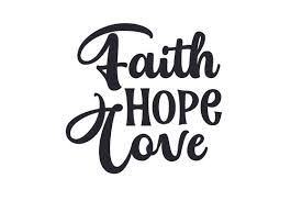 26 likes · 3 talking about this. Faith Hope Love Svg Cut File By Creative Fabrica Crafts Creative Fabrica