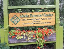 alaska botanical garden alaska toursaver