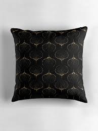pillow texture seamless. Shells Gold Seamless Pattern. Modern Art Deco Seashells Texture. Trendy Glitter Print On Pillow Texture O
