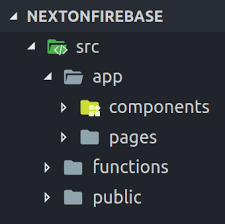 Next.js on Cloud Functions for Firebase with Firebase Hosting